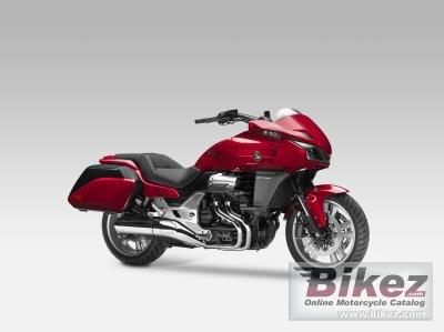 2014 Honda CTX1300