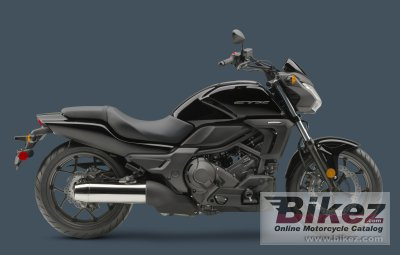 2014 Honda CTX700N DCT ABS specifications and pictures