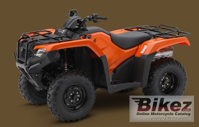 2014 Honda FourTrax Rancher 4X4 Automatic DCT EPS