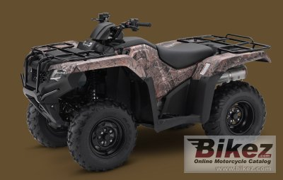 2014 Honda FourTrax Rancher 4X4 Automatic DCT
