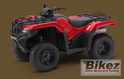 2014 Honda FourTrax Rancher 4x4 EPS