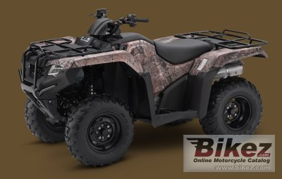 2014 Honda FourTrax Rancher 4x4 ES