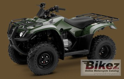 2014 Honda FourTrax Recon ES