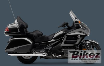 2014 Honda Gold Wing Audio Comfort Navi XM ABS