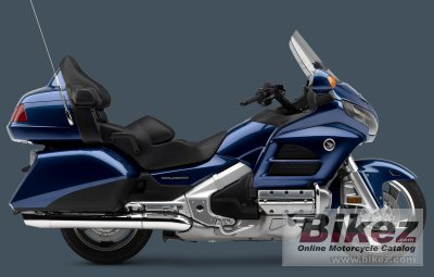 2014 Honda Gold Wing Audio Comfort
