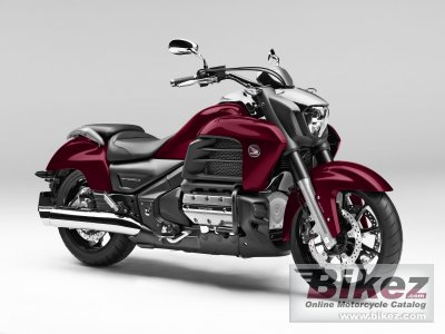 2014 Honda Gold Wing F6C