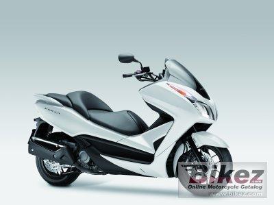 2014 Honda NSS300 Forza
