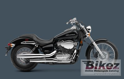 2014 Honda Shadow Spirit 750 ABS