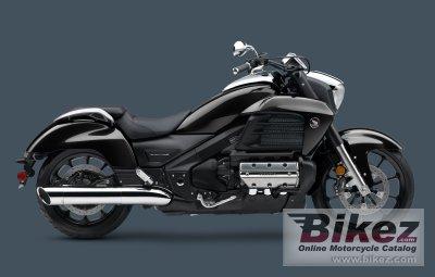 2014 Honda Valkyrie ABS
