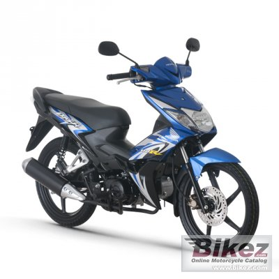 2014 Honda Wave Dash 110