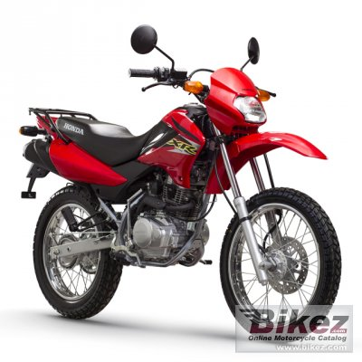 2014 honda xr125 l specifications and pictures. Black Bedroom Furniture Sets. Home Design Ideas