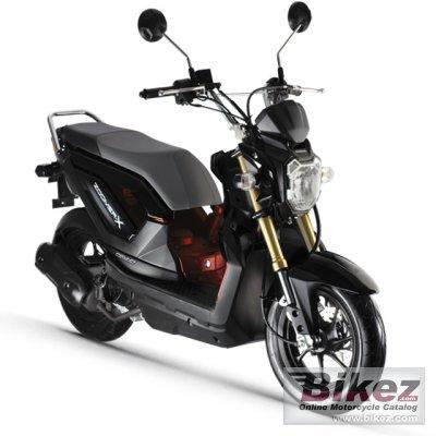 2014 Honda Zoomer-X