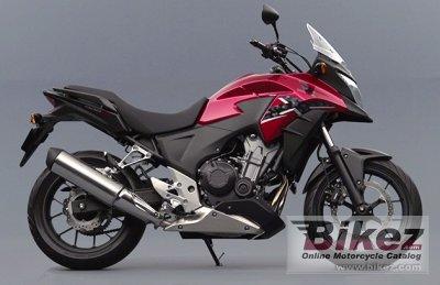 2015 Honda 400X