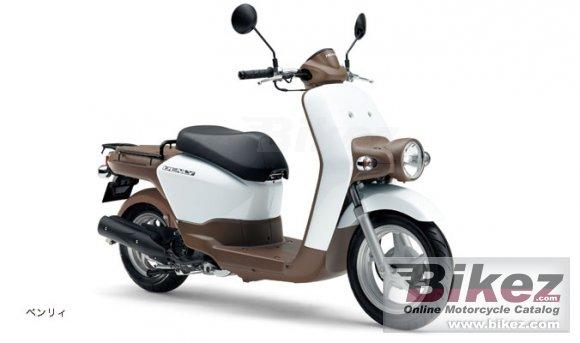 2015 Honda Benly 110