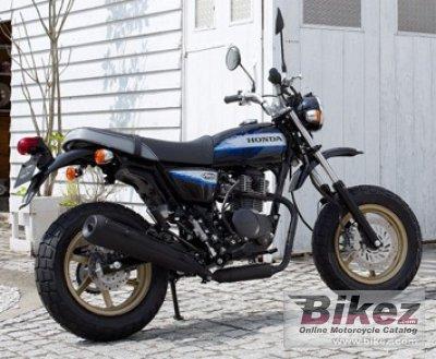2015 Honda Ape 100 Type D