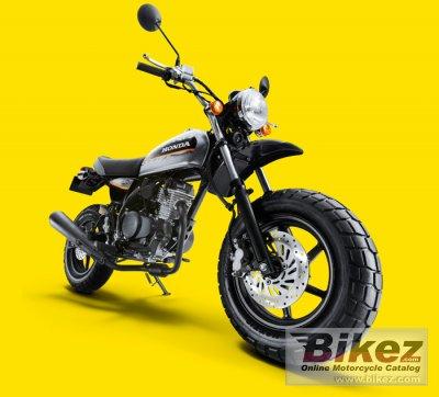 2015 Honda Ape 50 Type D