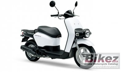 2015 Honda Benly 110