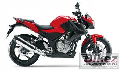 2015 Honda CB250F