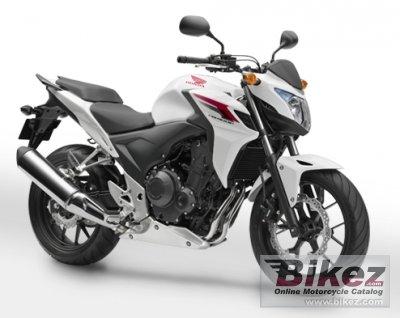 2015 Honda CB400F