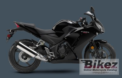 2015 Honda CBR 300R specifications and pictures