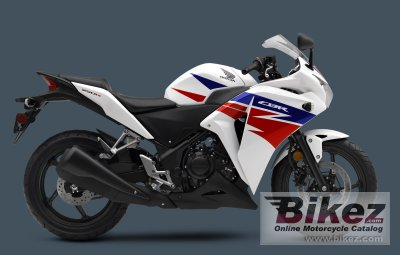 2015 Honda CBR250R specifications and pictures