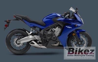 2015 Honda CBR650F ABS