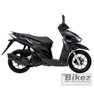 2015 honda click 125i specifications and pictures