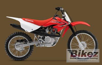 2015 Honda CRF100F