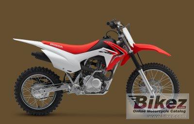 2015 Honda CRF125F