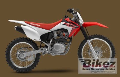 2015 Honda CRF230F specifications and pictures