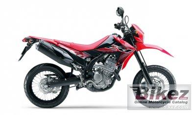 2015 Honda CRF250M