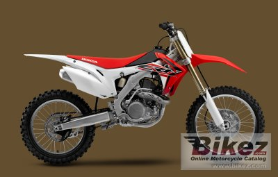 2015 Honda CRF450R specifications and pictures
