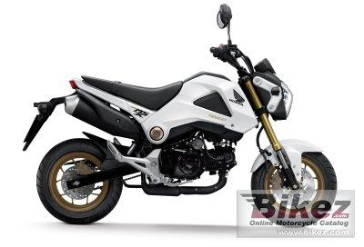 2015 Honda MSX125
