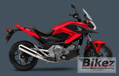 2015 Honda Nc700x Dct Abs Specifications And Pictures