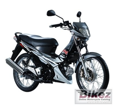 2015 Honda Rs 125 Specifications And Pictures