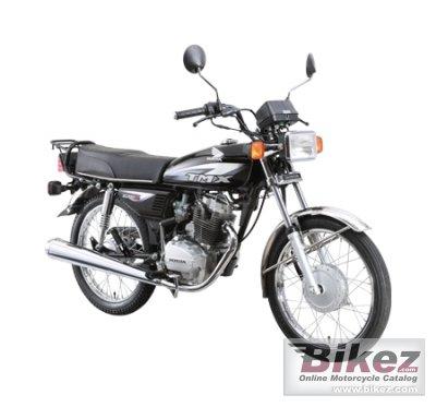 2015 Honda TMX 125 Alpha