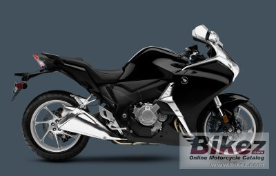 2015 Honda VFR1200F DCT specifications and pictures