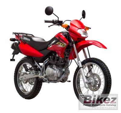 2015 Honda XR125L
