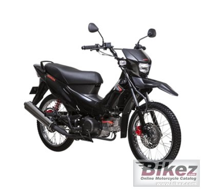 2015 Honda Xrm125 Dsx Specifications And Pictures