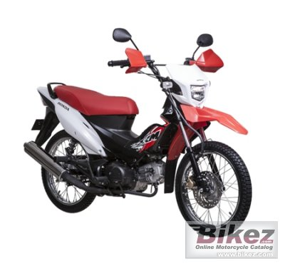 Honda Dual Sport >> 2015 Honda Xrm125 Dual Sport Specifications And Pictures