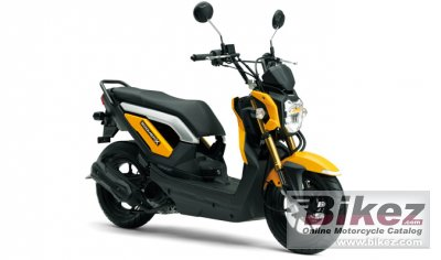 2015 Honda Zoomer-X specifications and pictures