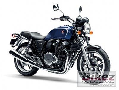 2016 Honda CB1100