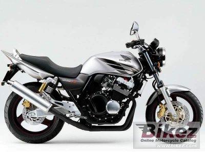 2016 Honda CB400A