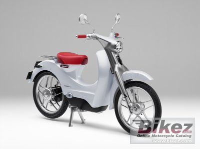 2016 Honda EV-Cub Concept