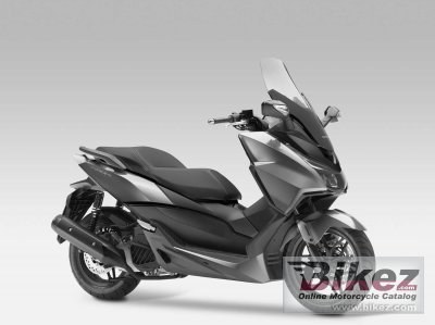 honda forza 125 2016 specs pictures. Black Bedroom Furniture Sets. Home Design Ideas