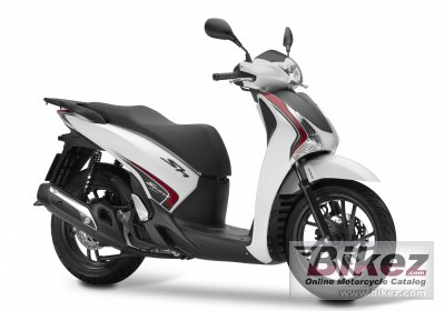 2016 Honda SH150i