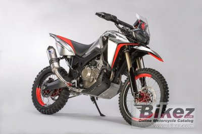 2017 Honda Africa Twin Enduro Sports Concept