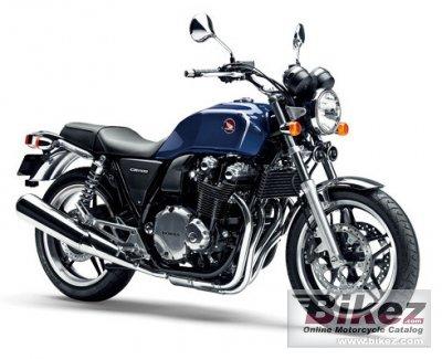 2017 Honda CB1100