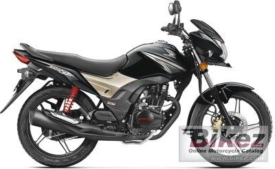 2017 Honda CB125 Shine SP
