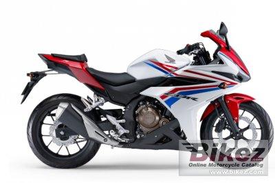 2017 Honda CBR400R